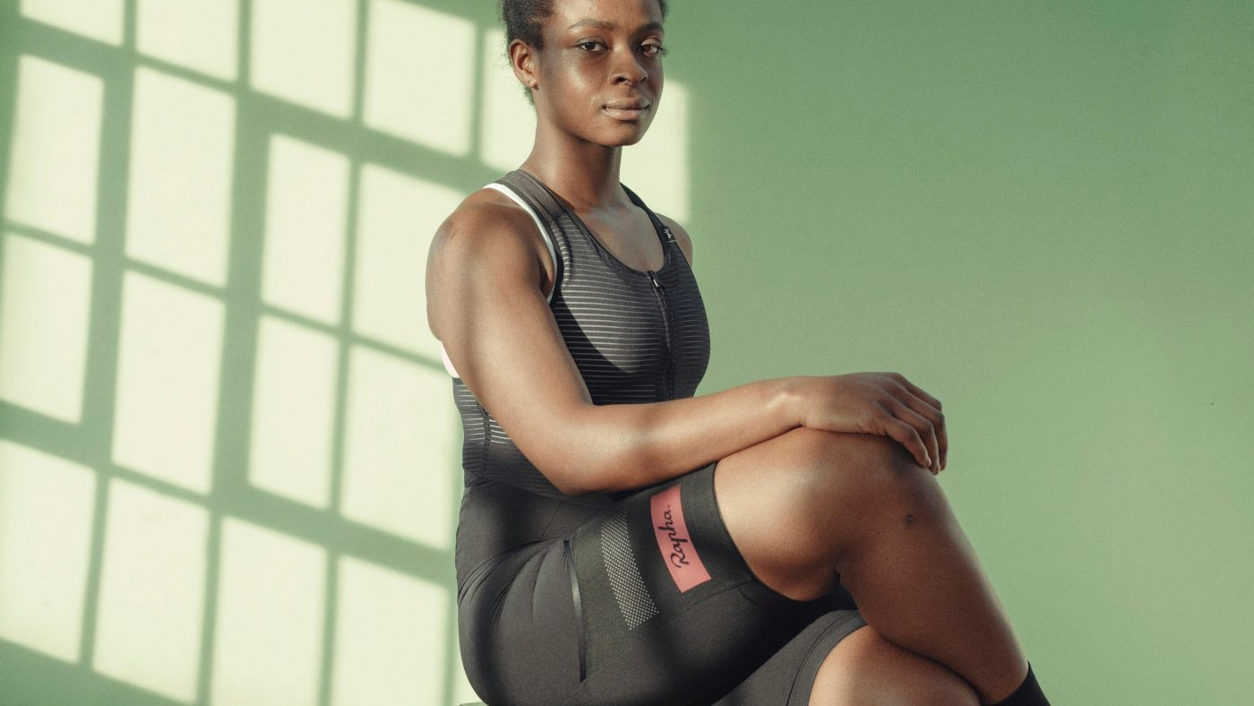 cargo bib shorts women rapha