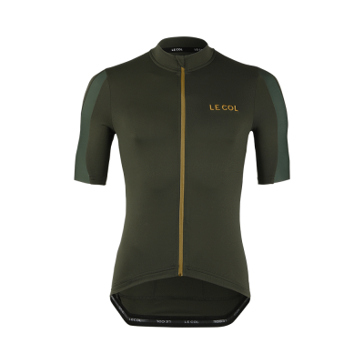 le col cycling jersey