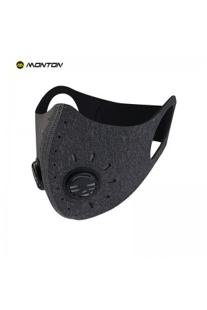 Monton Face Mask: aimed for cycling