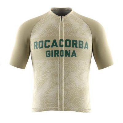 rocacorba girona cycling jersey