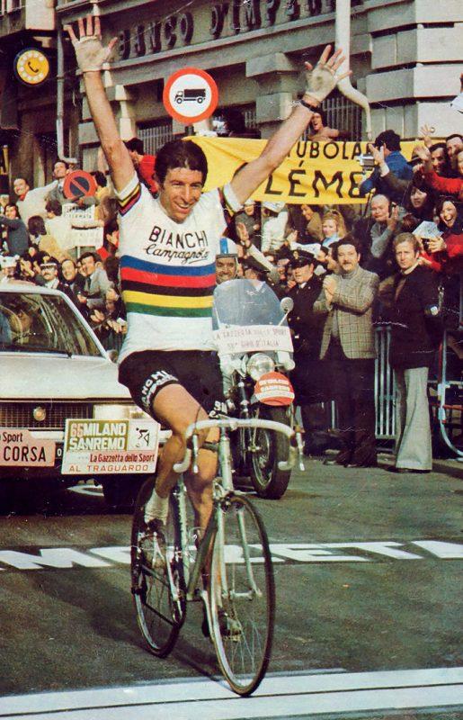 Felice Gimondi 1973 World Champion