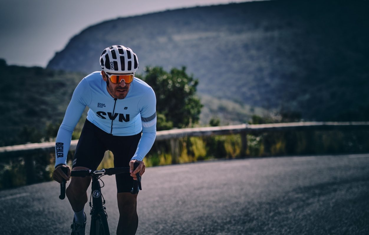 Long Sleeve Jersey Biehler for autumn and winter cycling