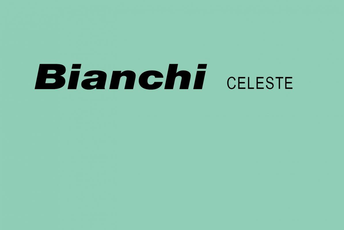 Bianchi Celeste Color