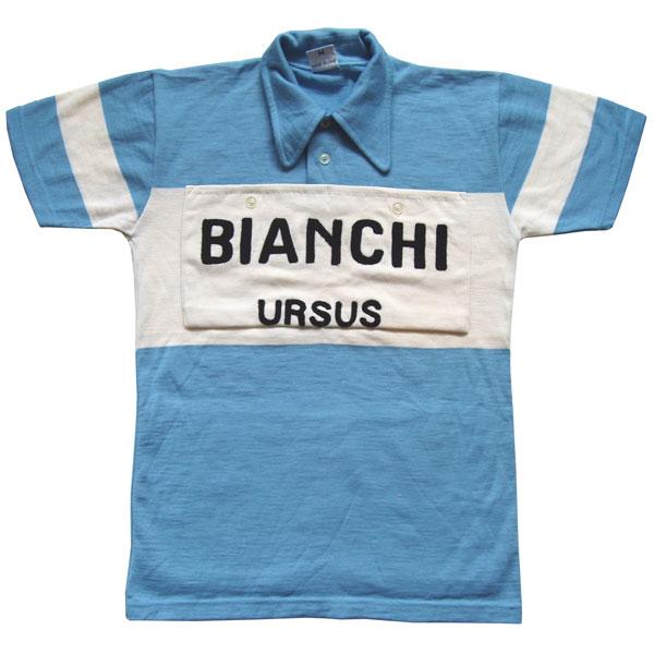 bianchi ursus retro cycling jersey