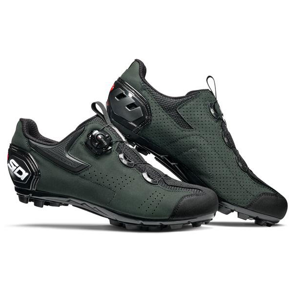 gravel shoes green