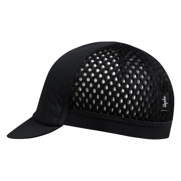 Indoor cycling cap from Rapha: sweat absorbent fabrics