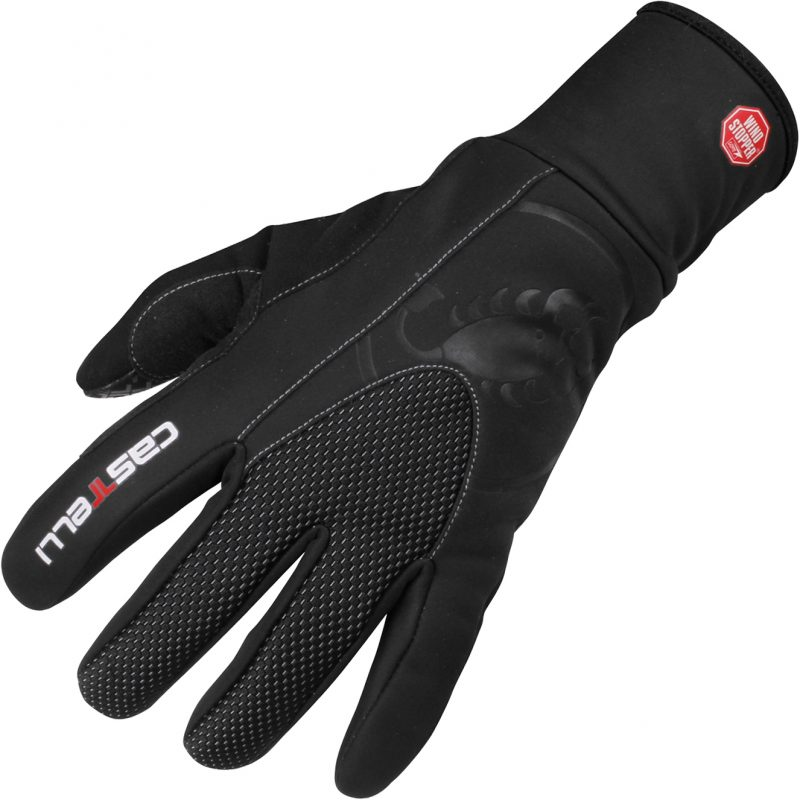 thermal winter cycling gloves Castelli