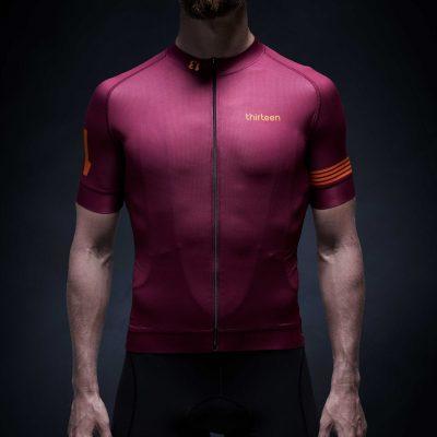 thirteen cycling jersey