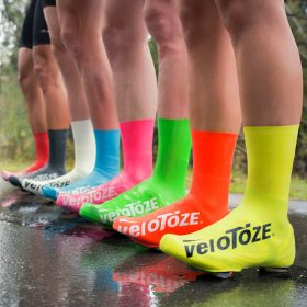 velotoze waterproof shoe covers review