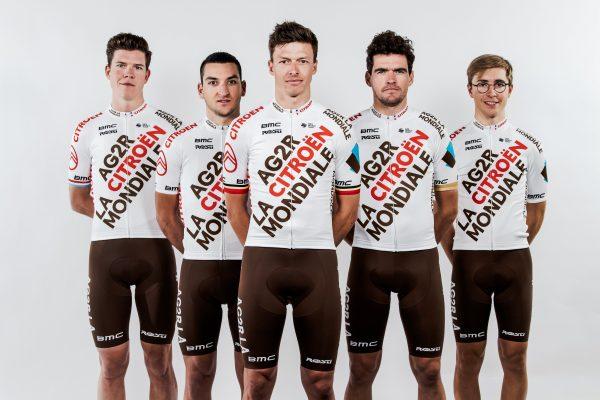 Ag2r Citroen 2021 Cycling Kit
