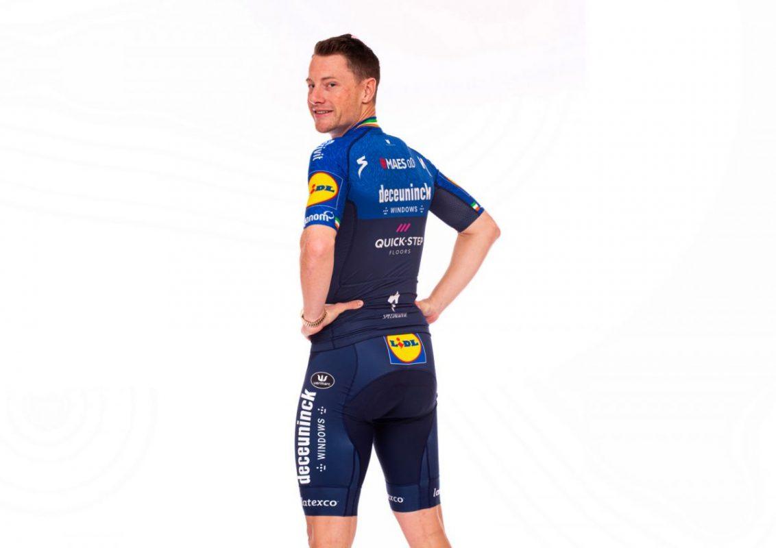 Deceuninck Quickstep 2021 Cycling Kit
