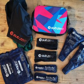 Nopinz Subzero indoor cycling clothing review kit