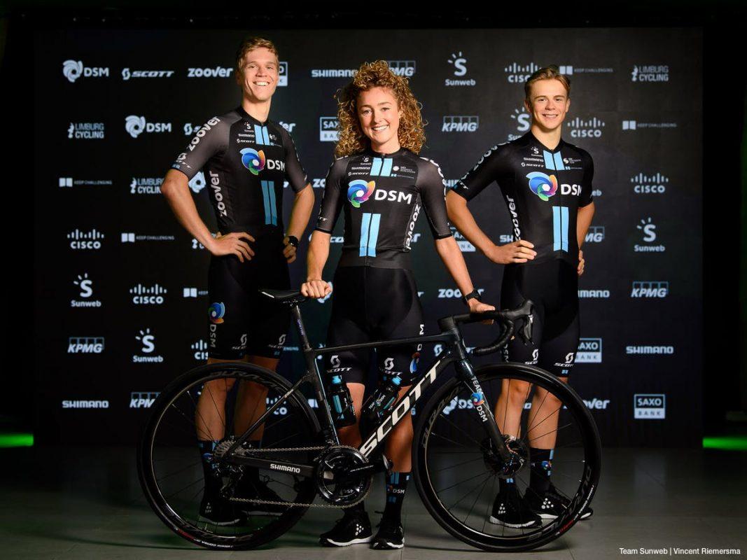 Team DSM 2021 Cycling Kit