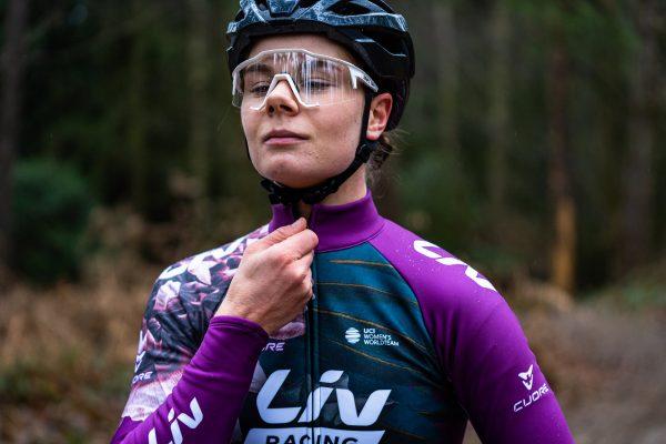 Liv Racing WorldTeam Cycling Jersey Lotte Kopecky