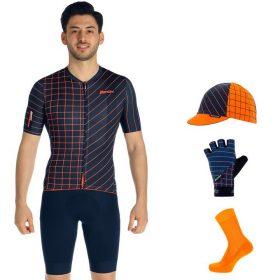 Santini sleek dinamo eco friendly cycling jerseys