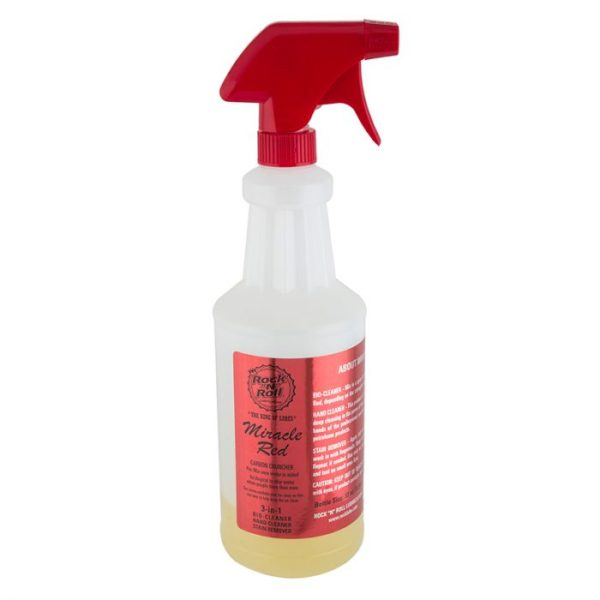 Miracle Red cykelvask sprayflaske (9,6 dl)