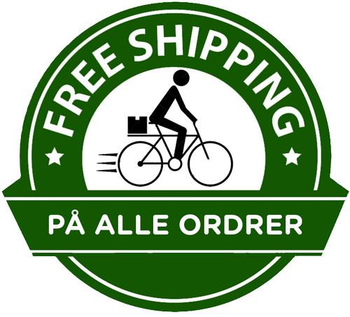 kædeolie cykel gratis fragt