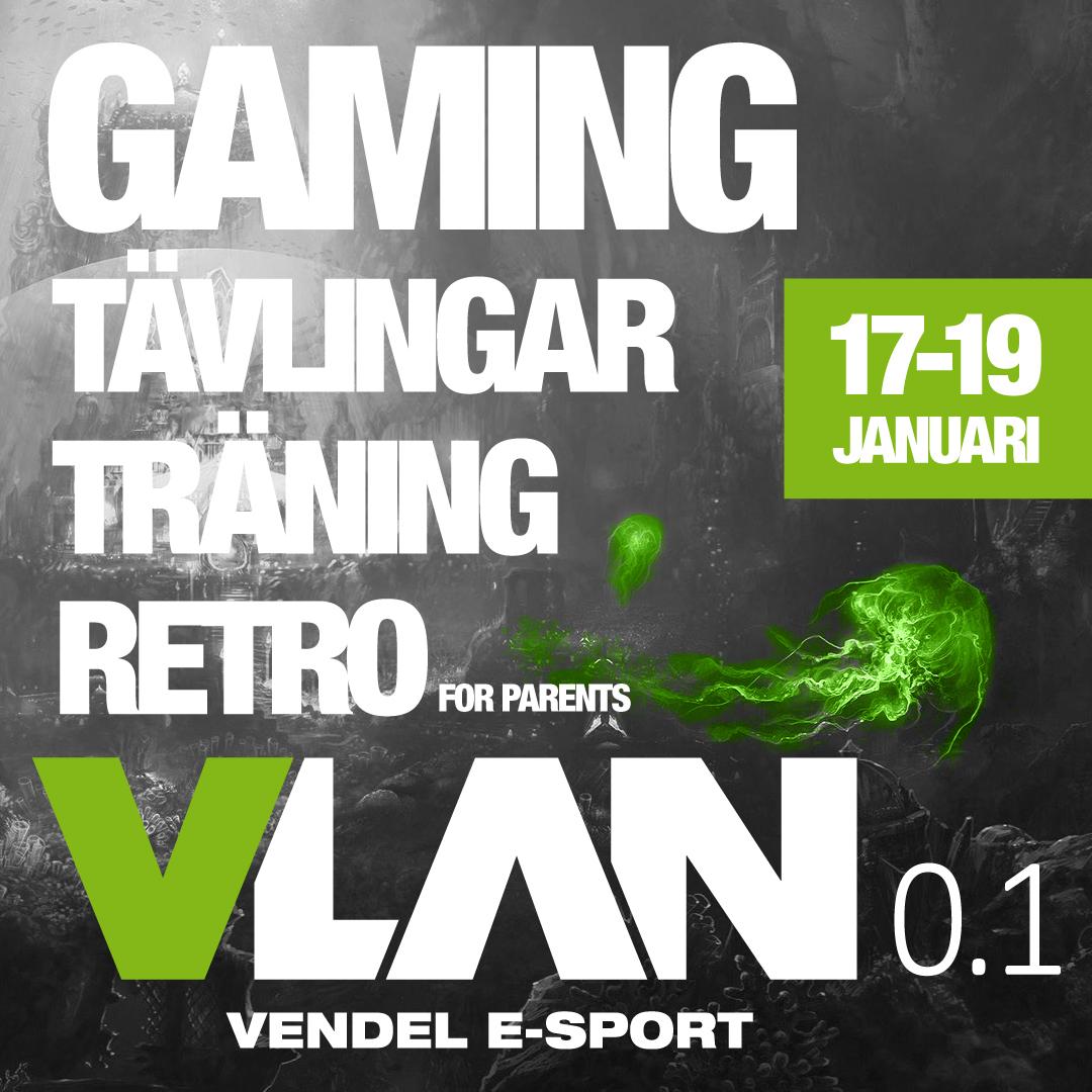 Vendel E-sport VLAN