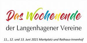Das Wochenende der Langenhagener Vereine @ Marktplatz und Rathaus-Innenhof