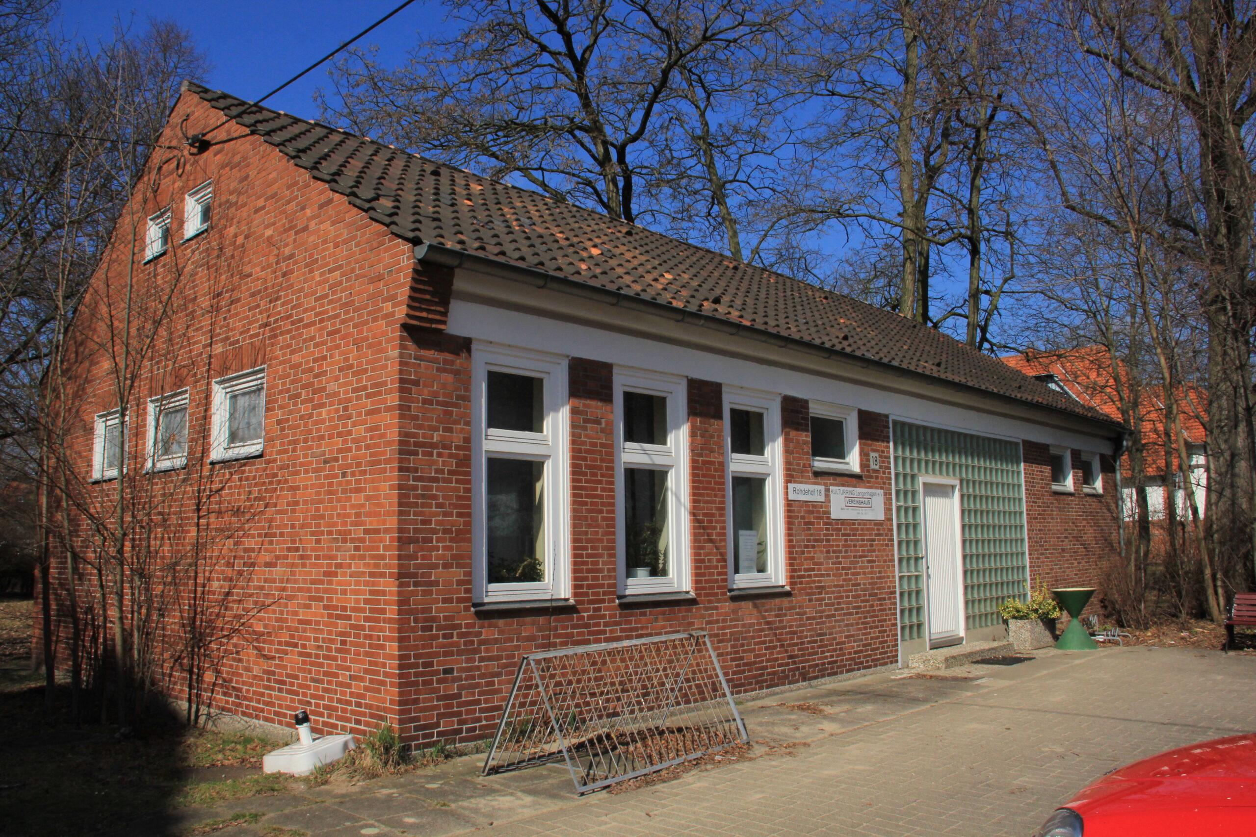 Vereinshaus Kulturring Langenhagen