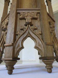 neo-gotisch paneel