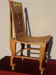 egyptische-stoel