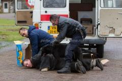 Oefening Politie Buggenum 066