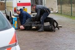 Oefening Politie Buggenum 067