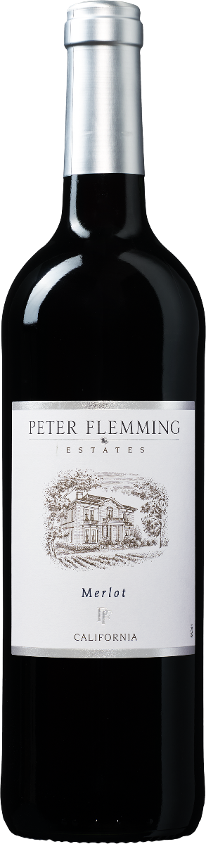 Peter Flemming Estates Merlot 1