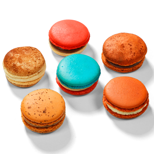 """Macarons """"Koffie & Thee"""" 1"""