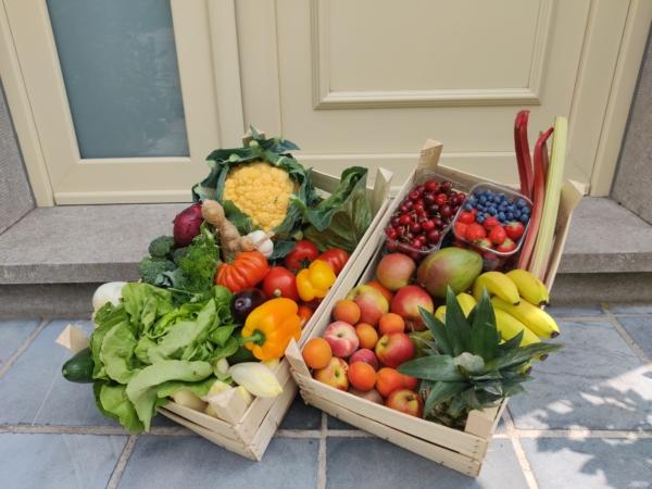 kantoor fruit levering