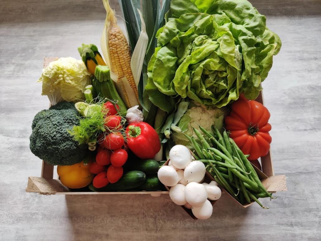 groenten abonnement