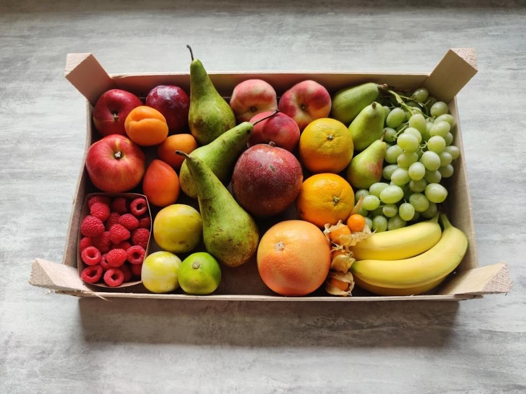 fruitsoorten thuis