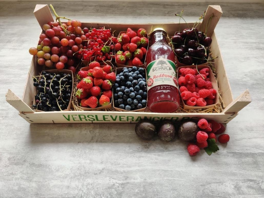 fruitsoorten belgië