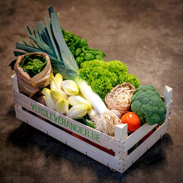 groenten van bij de boer
