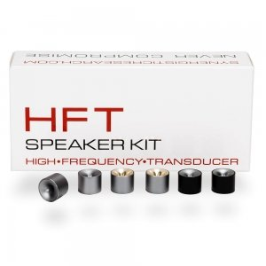 Synergistic Research HFT Speaker-kit High Frequency Transducer