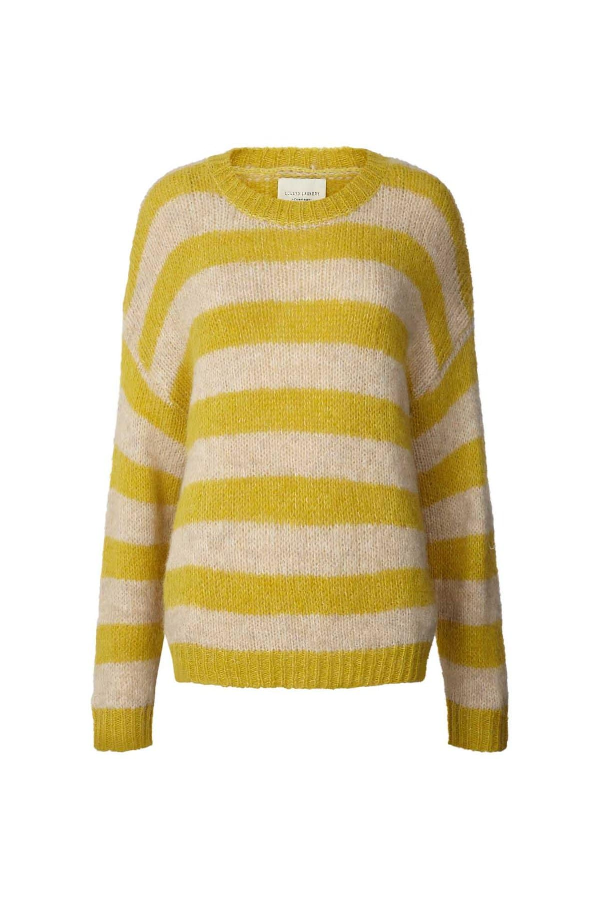 Terry Jumper - Yellow