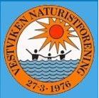 Logo - Vestviken Naturistforening 1976