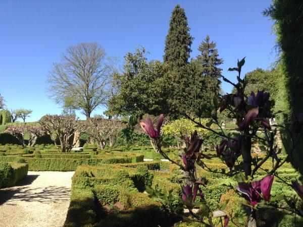 Viaja a Portugal, Casa Mateus Jardín francés dispuesto en terrazas