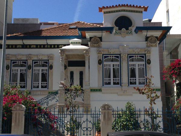 Fachada principal Hotel As Americas, Aveiro