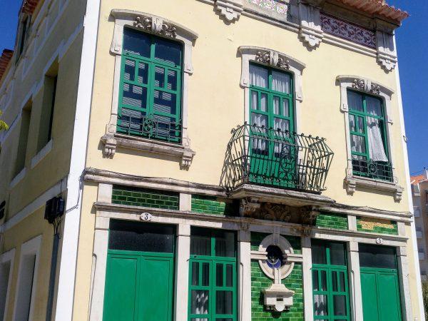 Junta de Freguesia de Vera Cruz (R. Sá, 3)
