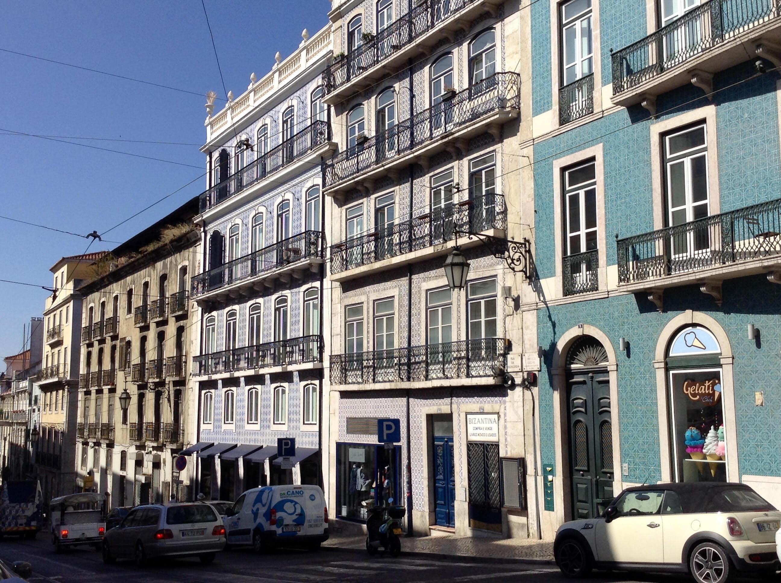 Largo Trindade Coelho Lisboa