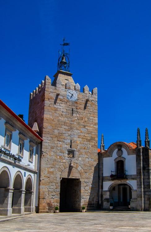 Torre del Reloj Caminha 1