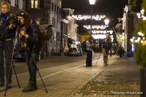 Avondfotografie in Naarden Vesting