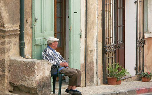 Fotoreis Provençaalse Drôme