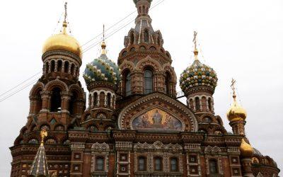 Saint petersbourg – Russie