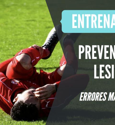 errores en la prevencion de lesiones en corredores
