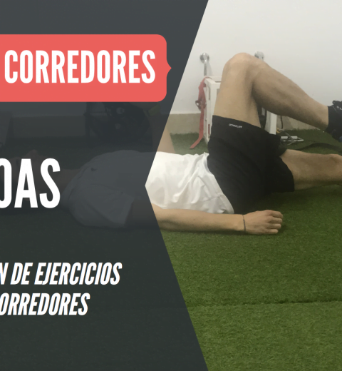 psoas ejercicios para corredores running