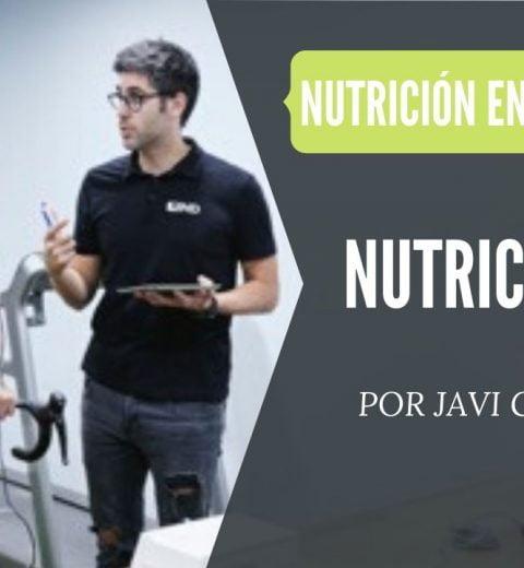 nutricion 2.0 javi guerrero