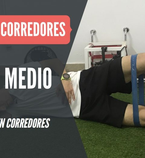 gluteo medio importancia running